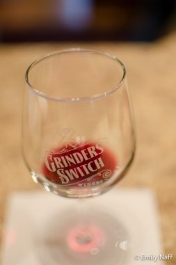 Wine from Grinders Switch Winery