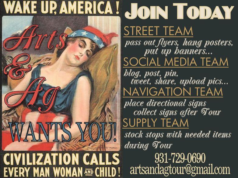 volunteer lady liberty facebook post