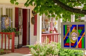 Toyzini Art Gallery, ArtsandAgTour2015, Hickman County, TN